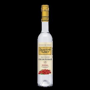Водка Кизиловая «Золотой Баку»