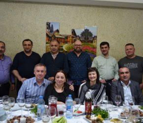 поездка в Азербайджан наших региональных партнёров (1)