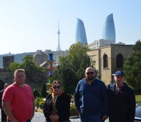 поездка в Азербайджан наших региональных партнёров (19)