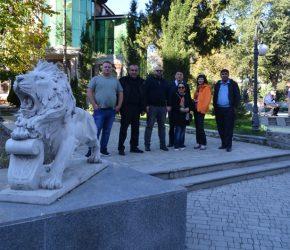 поездка в Азербайджан наших региональных партнёров (2)