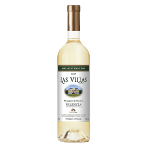 Las_Villas_semi_sweet_white_wine_0.75