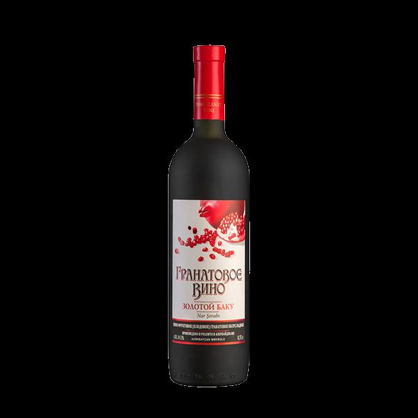 Гранатовое вино. Фруктовое вино.