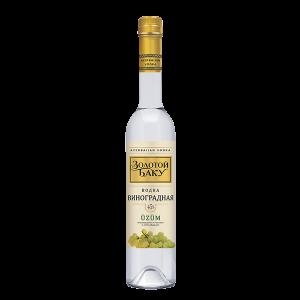 Водка Виноградная «Золотой Баку»