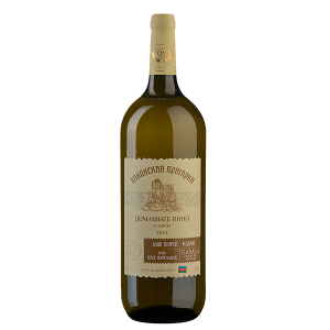 Домашнее вино Баян Ширей - Мцване