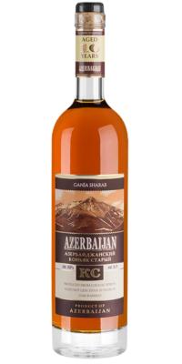 Коньяк Азербайджан 10 лет